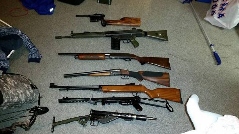 aseita ja huumeita