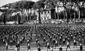 Fasismin ideaali Italiassa