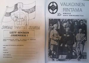 Jussi Niinistö fasismi