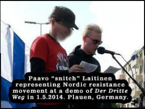 Snitch_paavo_laitinen_plauen_der_dritte_weg_nordic_resistance_movement_finnish_resistance_movement