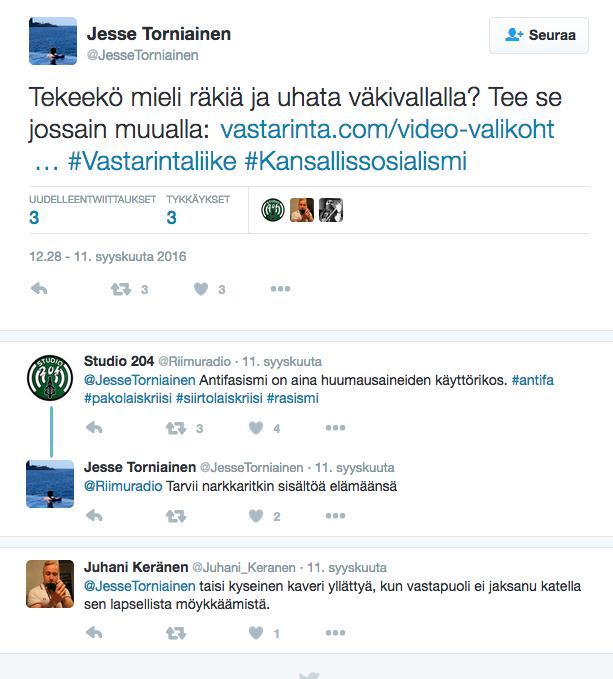 jesse-torniainen-svl-tappo-twitter