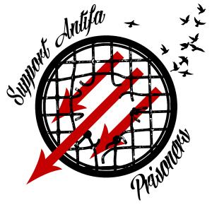Uuden vuoden 2017 päivitys antifasistivangeista
