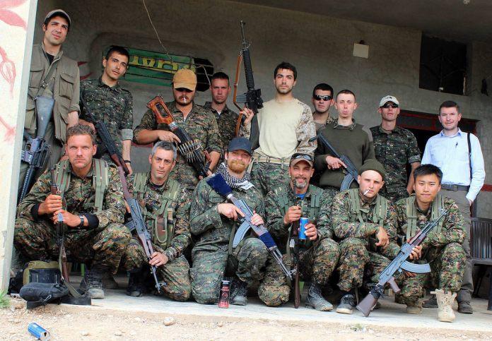 Avoin kirje brittiläisiltä YPG-taistelijoilta koskien Lontoon hyökkäyksiä