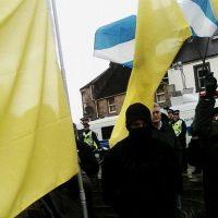National Action -natsijärjestön uudelleenbrändäys paljastui – samat jäsenet, uusi lippu