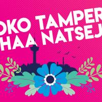 Helsingistä bussikuljetus Koko Tampere vihaa natseja -mielenosoitukseen