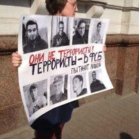 TKU 25.4: Infotilaisuus sorrosta antifasisteja vastaan Venäjällä