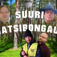 Lauantaina 12. toukokuuta Helsingissä: Suuri natsibongaus!