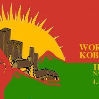 Helsinki: Kansainvälisen Kobane-päivän mielenosoitus