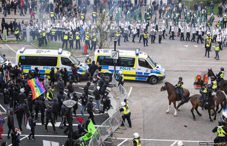 Vappu Ruotsissa