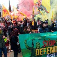 Mobilisaatio Rojavan vallankumouksen puolustamiseksi – tulevat ja menneet tapahtumat