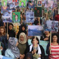 Rojavan naisliikkeiden julkilausuma Kansainvälisenä päivänä naisiin kohdistuvan väkivallan lopettamiseksi