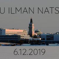 Oulu ilman natseja 6.12.