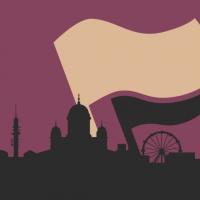 Vuoden 2019 itsenäisyyspäivä Helsingissä: kiellon kiertämistä yrittävät uusnatsit, fasistinen soihtukulkue ja natsikeikka