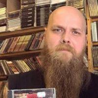Islamofobisen black metal -yhtye Sielunvihollisen Matias Autio