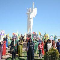 Sunnuntaina 1. marraskuuta on maailmanlaajuinen Kobane-päivä