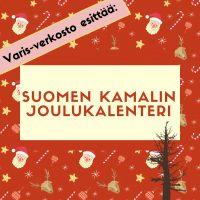 Varis-verkosto esittää: Suomen kamalin joulukalenteri