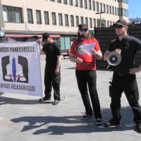 Pohjoismainen Vastarintaliike käyttää nyt myös nimeä Kansallisradikaalia toimintaa